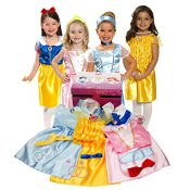 The Disney Princess Dress Up Trunk - the perfect gift for a Princess lover, OR NOT? My review.