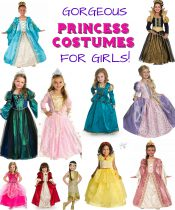Looking for the perfect generic princess costume for your girls? Check out these beautiful NON-DISNEY PRINCESS gowns here! www.kidslovedressup.com
