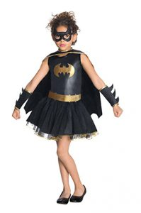Batgirl Tutu Costume for Girls- www.kidslovedressup.com