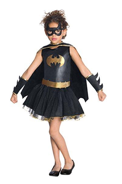 Batgirl Tutu Costume for Girls- www.kidslovedressup.com