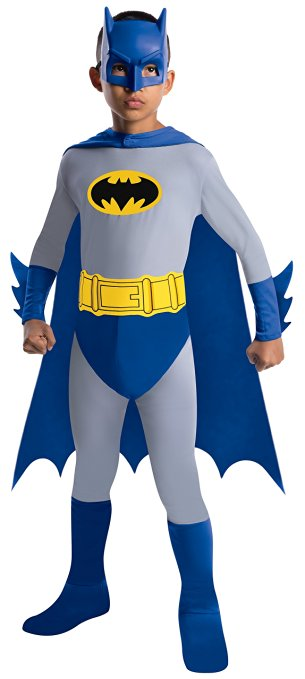 Batman Brave & Bold Costume - www.kidslovedressup.com
