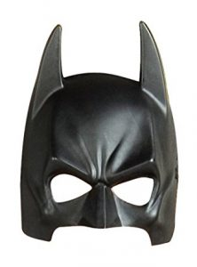 Batman child's mask - www.kidslovedressup.com