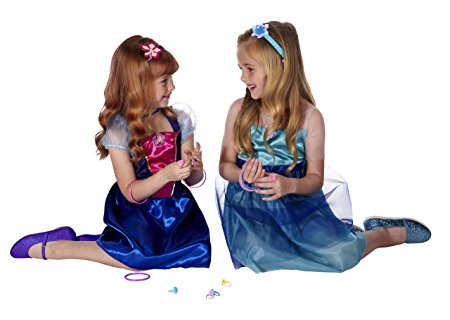 Review of the Disney Frozen Travel Dress Up Trunk on www.kidslovedressup.com