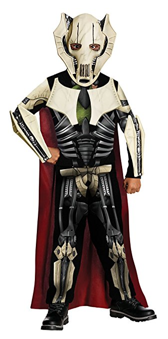 General Grievous Costume For Boys