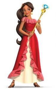 Princess Elena of Avalor costumes for girls - collection of gowns at www.kidslovedressup.com