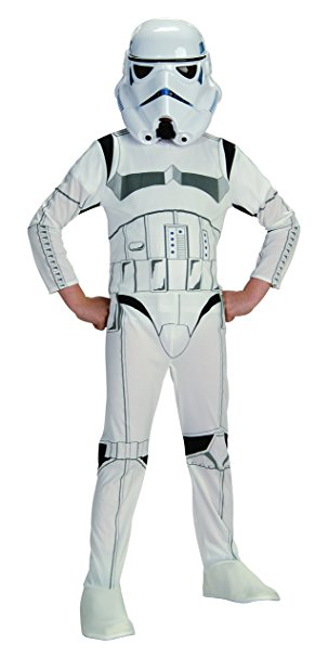 Storm Trooper Costume for Boys