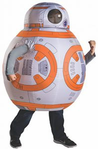 BB-8 Costume for Boys - Star Wars Dress Up For Boys - The Ultimate Costume Collection for the young Star Wars lover in your life! Check out the huge variety of kid sized Star Wars Costumes at www.kidslovedressup.com!
