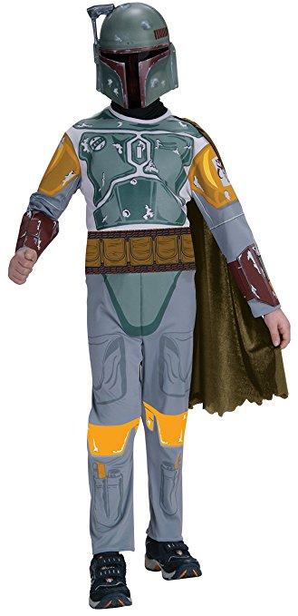 Boba Fett Costume for Boys