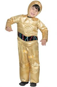 C3PO costume for boys - Star Wars Dress Up For Boys - The Ultimate Costume Collection for the young Star Wars lover in your life! Check out the huge variety of kid sized Star Wars Costumes at www.kidslovedressup.com!