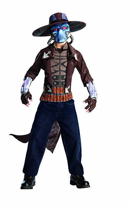 Cad Bane Costume For Boys