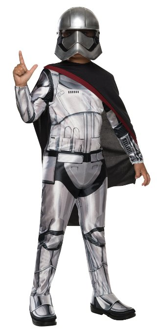 Captain Phasma Costume For Boys