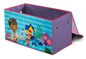 Doc McStuffins Dress Up Box / Toy Box