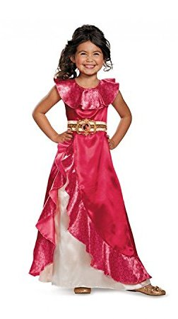 Princess Elena of Avalor Costume Collection at www.kidslovedressup.com: The Best Halloween Costumes for Girls for 2017 - see 10 of the most popular girls costumes for Halloween this year! Kids dress up, costumes kids, girls dress up costumes, Halloween costumes