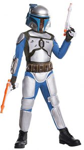 Star Wars Jango Fett Costume for Boys - Star Wars Dress Up For Boys - The Ultimate Costume Collection for the young Star Wars lover in your life! Check out the huge variety of kid sized Star Wars Costumes at www.kidslovedressup.com!