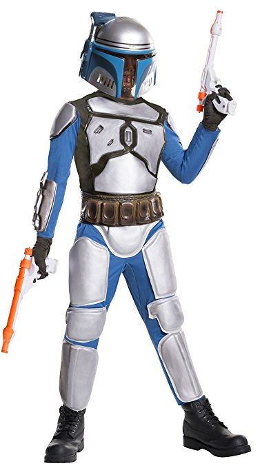 Star Wars Jango Fett Costume for Boys
