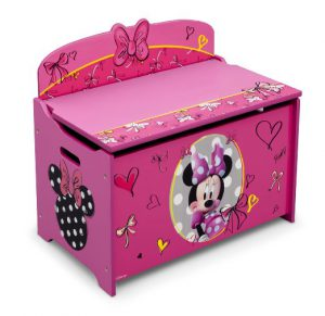 Wooden Dress Up Clothes Storage Box Ideas - www.kidslovedressup.com