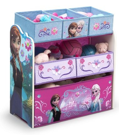 Mulit-toy organizer for dress up clothes!