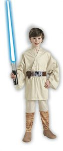 Luke Skywalker Costume for Boys - Star Wars Dress Up For Boys - The Ultimate Costume Collection for the young Star Wars lover in your life! Check out the huge variety of kid sized Star Wars Costumes at www.kidslovedressup.com!