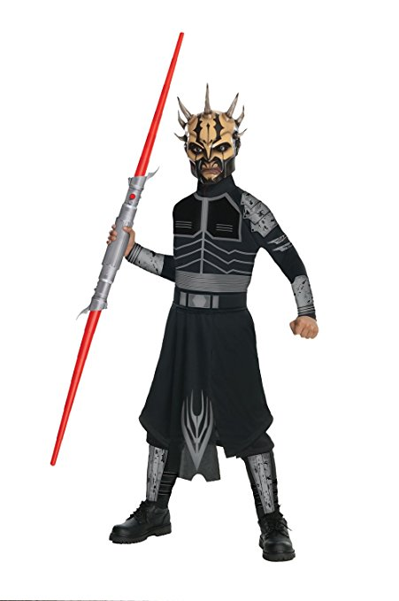 Savage Opress Costume for Boys - Star Wars Dress Up Collection