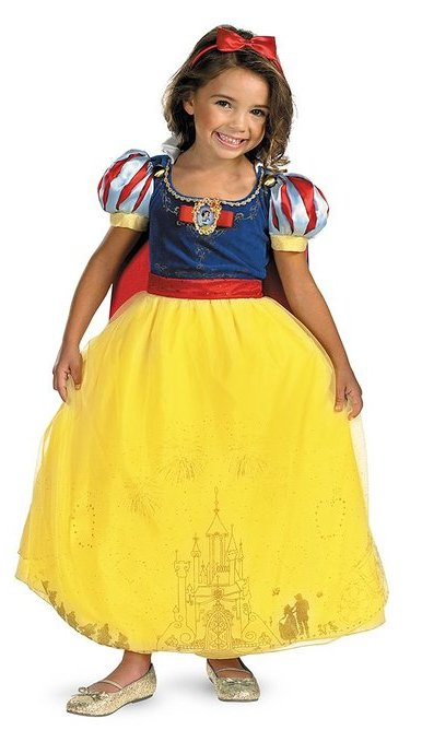 World Book Day Costumes For Girls - Snow White!
