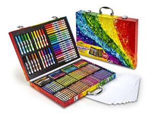 The Crayola Inspiration Art Case is a great gift for a 4 year old girl!