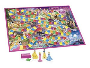 Candy Land, Princess Edition: Great gifts for 4 year old girls!