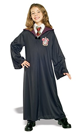 World Book Day Kids Costume - Hermione Robe