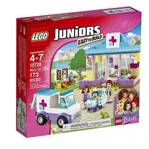 Lego Junior makes a great gift for 4 year old girls!