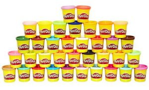 Gifts for 4 year old girls - Play Doh Mega Set!