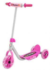 three-wheeled scooter - gifts for 4 year old girls