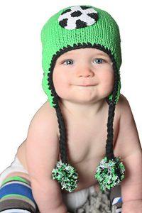 Baby Soccer Hat