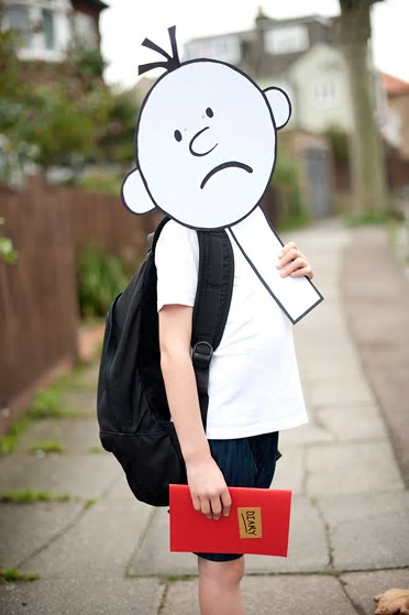 World Book Day Kids Costumes - DIY or Buy? Lots of options here.