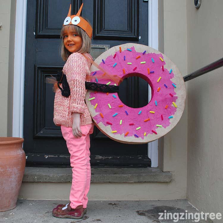 Norman The Slug - World Book Day Kids Costumes