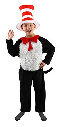 Dr. Seuss' Cat In The Hat Costumes for Kids
