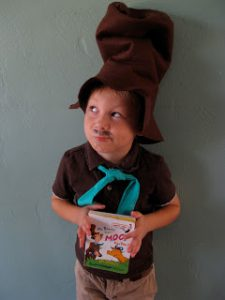 Dr. Seuss Costumes Ideas For Kids: Mr. Brown Can Moo