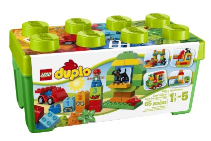 Duplo is a fantastic gift for a 2 year old boy!