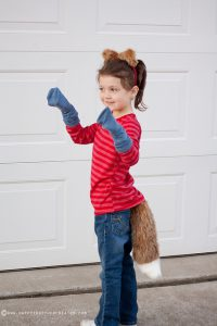 Fox in Socks Costume for Kids - Dr. Seuss Costume Ideas for Kids