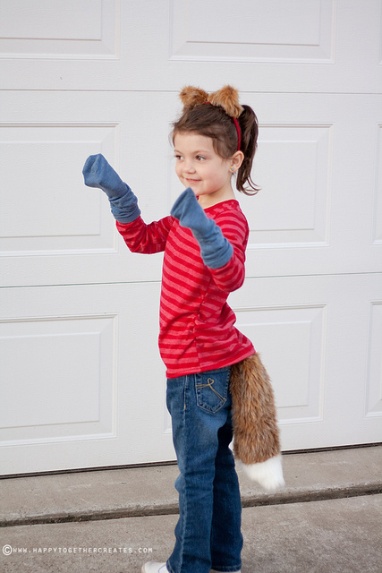 Fox in Socks Costume for Kids - Dr. Seuss Costumes for Kids