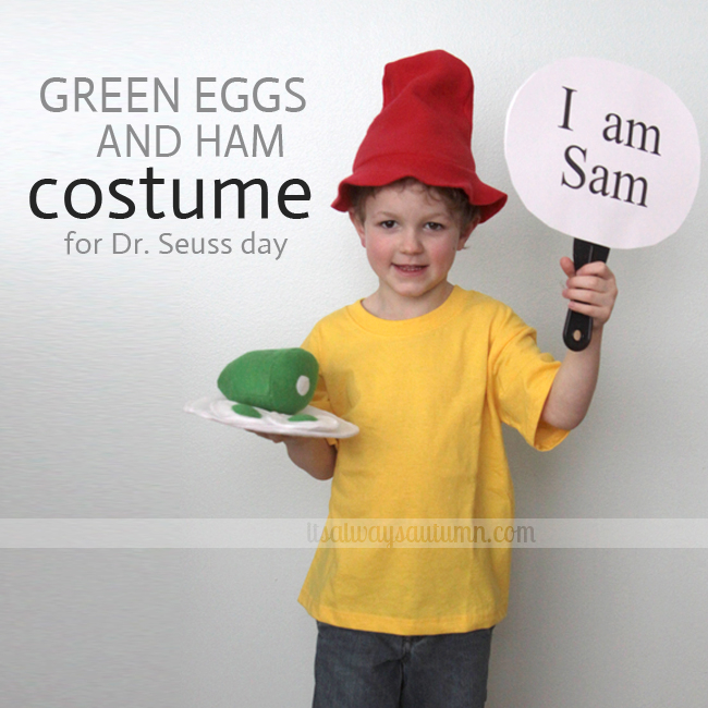 Dr. Seuss Costume Ideas for Kids - 10 to DIY, 10 to just BUY