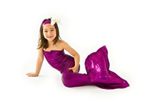Mermaid Tail Costume- One Piece By Applejack Apparel - mermaid costumes for girls - www.kidslovedressup.com