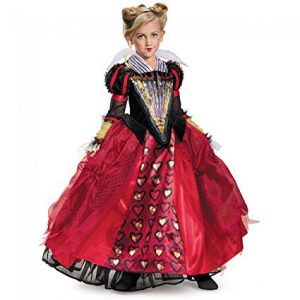 Queen of Hearts Costume for Kids - What are the best ones? Check out these highest rated ones at www.kidslovedressup.com