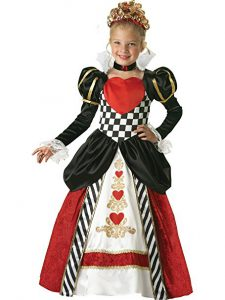 Queen of Hearts Costume for Kids - The Best 4 Options for Queen of Hearts Dress Up!