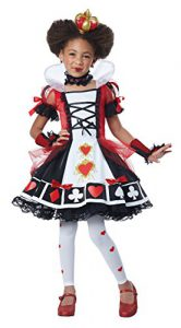 Queen of Hearts Costume for Kids - Top 3 Choices for Kids