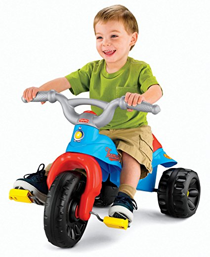 Fisher-Price Thomas the Train Tough Trike - one of many great gifts for 2 year old boys on www.kidslovedressup.com