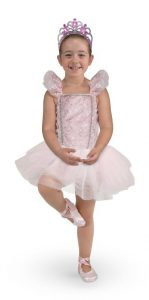 Book Character Costumes For Girls: Angelina Ballerina!