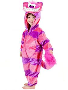 Book Character Costumes For Girls - Cheshire Cat!