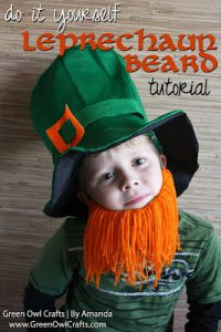 St. Patrick's Day Costume Ideas for Kids that you can DIY!