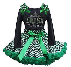 Irish Princess Costume for St. Patrick's Day