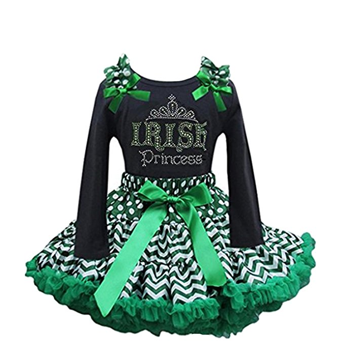Irish Princess Costume for St. Patrick's Day