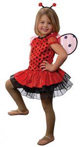 Book character costume ideas for girls - Ladybug Girl!
